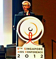 8th Singapore AIDS Conference: Human Rights and Intellectual Property